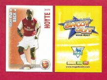Arsenal Justin Hoyte (SO07)